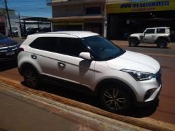Hyundai Creta ano 18 AUT único dono todas revisões na concessionária