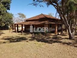 Chácara à venda com 4 dormitórios em Morada nova, Uberlandia cod:25925