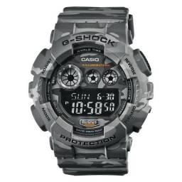 Título do anúncio: Relógio G Shock GD-120CM-8