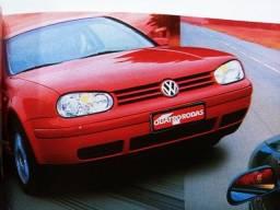 Revista Quatro Rodas - Golf GTI 1.8 x Marea Turbo