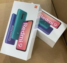 Perfeito o custo benefício - Aparelho Smartphone Xiaomi de 64 GB - Redmi 9