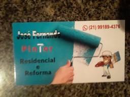 Pintor Residencial e Reforma