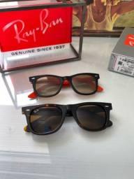 Óculos de sol RayBan Wayfarer Rb2140 Garantia de 2 anos