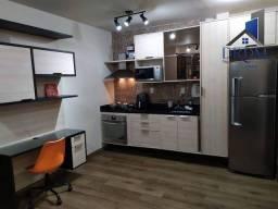 Flat para venda com 36 metros quadrados com 1 quarto em Centro - São Vicente - SP