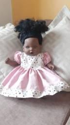 Título do anúncio: Boneca baby negra