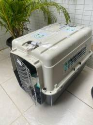 Caixa de Transporte de Cachorro - Tamanho Intermediário