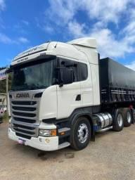 Título do anúncio: Scania R-420 A 4X2 HIG. 3-Eixos/A 6x2