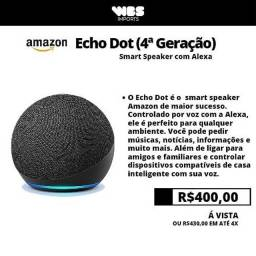 Alexa (Echo Dot 4ª geração)