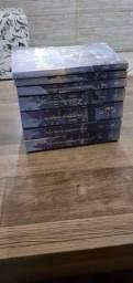 Coleção do livro Harry Potter