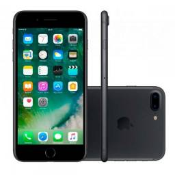 Celular iPhone 7 Plus 128 GB Single Chip Tela 5,5 - Apple - Preto