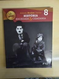 História Sociedade e Cidadania 8 Editora FTD