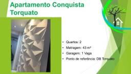 Título do anúncio: apartamento no conquista torquato - R$ 198.000