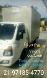 Fretes em todo Rio de Janeiro