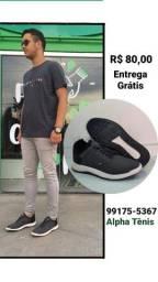 SAPATÊNIS + CAMISA POR APENAS 99,99 ENTREGA GRÁTIS