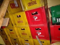 Título do anúncio: Vendo Vasilhames de Cerveja 600 ml