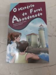 Livro: O Mistério do Farol Abandonado