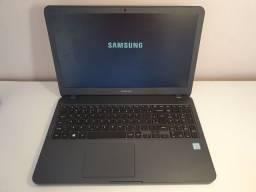 Título do anúncio: Notebook Samsung i5 8a geração, SSD 128 NVMe, 8GB