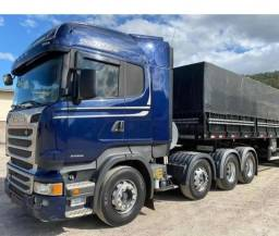 Caminhão Scania Streamline R440 2015 - Carroceria