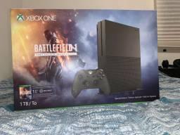 Xbox one s edicao limitada