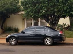 Honda civic 2004/2005 LXL automatico. R$ 15.000