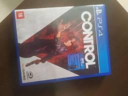 Jogo Control PS4