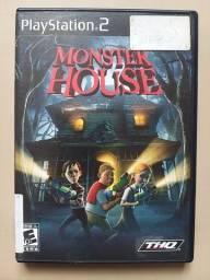 Monter House (PS2) original