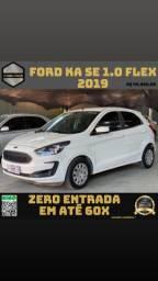 Título do anúncio: FORD KA SE 1.0 flex 2019 ( Garantia de fábrica )