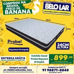 Colchão Casal Ortho, Compre no zap *