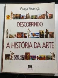 Livro História da Arte usado