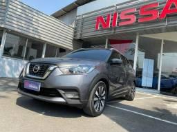 Nissan Kicks SV 2021 c/30.000km Falar c/Rose - Raion Mitsubishi