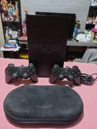 Raridade Playstation 2 (grande) Matrix