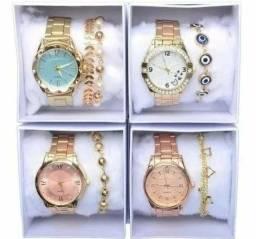 Título do anúncio: Relógio com pulseira_varejo e atacado entrega a domicílio jp e região