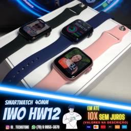 Título do anúncio: Smartwatch Premium IWO HW12 40mm
