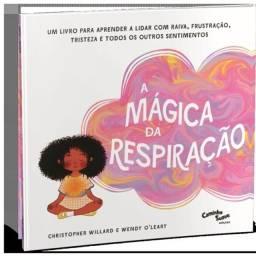 Livro - A Mágica da Respiração