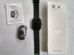 Título do anúncio: Smartwatch / Relógio inteligente Colmi P8 Plus Original com Menu Colméia