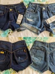 Shorts da Miller, nunca foram usados.