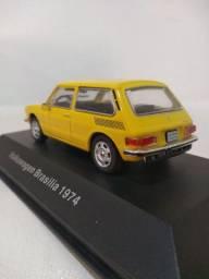 Miniatura VW Brasília