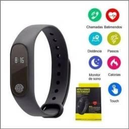 Smartwatch Lindo (Com várias funções)