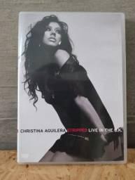 Dvd Christina Aguilera - Stripped Live In The UK