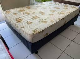 cama CASAL espuma firme