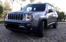 Jeep Renegade limited 1.8 flex (automático)