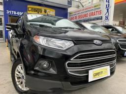 Ford Ecosport SE Automático Completo Praticamente Zero e IPVA 2021 Pago