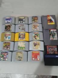 Fitas raras de Nintendo 64