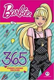 Barbie ? 365 Atividades e Desenhos para Colorir