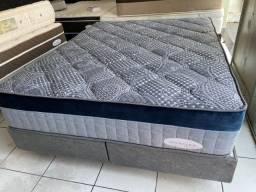 Cama box queen size Maxflex- qualidade e conforto - entregamos