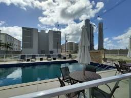 Apartamento NOVO térreo com área privativa<br>R$ 1.000,00 incluso taxas<br>