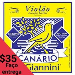 Título do anúncio: Cordas de aço Giannini
