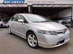 Civic LXS FLEX Completo 2008