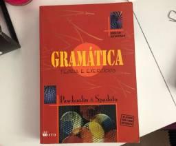Livro de Gramática Ensino Médio