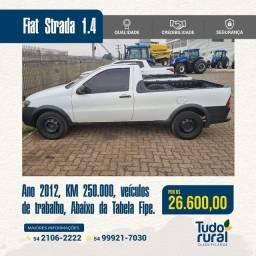 Título do anúncio: Fiat Strada 1.4 Ano 2012